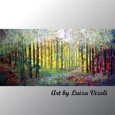 Oil painting of Minnesota forest for sale. Gorgeous color and fantastic quality. Made in USA. Minnesota Landscaping, Oil Painting Frames, Sunrise Landscape, Landscape Paintings, Modern Art, Original Paintings, Texture, Canvas, Tela