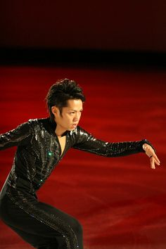 FIGURE SKATING daisuke takahashi -figure skater by yellowrotus, via Flickr