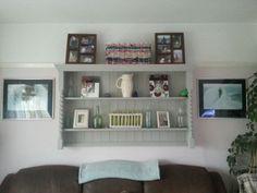 Dresser top painted in annie sloan paris grey ♥