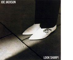 Joe Jackson - Look Sharp (Photo by Brian Griffin)