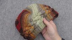 Chevron Crochet, Bead Crochet, Filet Crochet, Crochet Hats, Knit Headband Pattern, Knitted Headband, Knitted Hats Kids, Knitting Videos, Ear Warmers