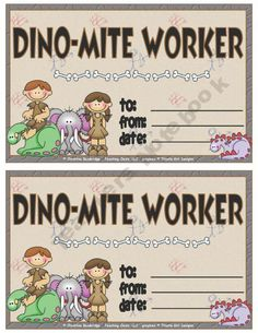 Dinosaur / Prehistoric classroom theme