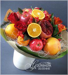 Gallery.ru / Фото #66 - Букеты из овощей и фруктов - nekto1