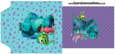 Monsters Inc, Monster Party, Birthdays, Html, Birthday Ideas, Printables, Fictional Characters, Party, Meet
