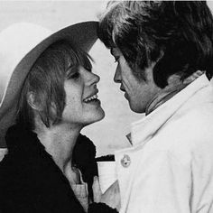Marianne Faithfull & Mick Jagger