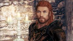 erik the slayer--new (second) favorite companion (after Inigo). He's just so adorable