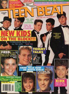 Teen Beat Teen Magazine February 1990 NKOTB, Neil Patrick Harris, Alyssa Milano   eBay