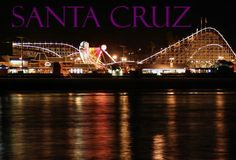 one of my most favorite places SANTA CRUZ!!