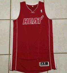 Rare NWOT ADIDAS Miami Heat (RED) Authentic Blank NBA Jersey Men's Large Tall in Sports Mem, Cards & Fan Shop, Fan Apparel & Souvenirs, Basketball-NBA   eBay
