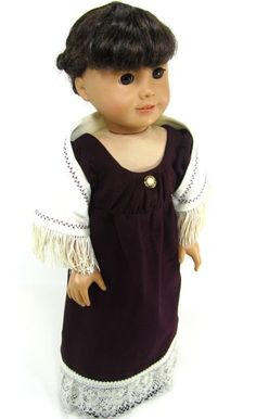 18 Inch Doll Clothes for American Girl Dolls  An by DollOutfitters