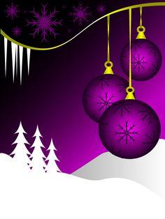 Christmas Purple.527 Best Purple Christmas Images Purple Christmas