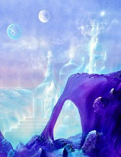 Ethereal Temple ~ Gilbert Williams