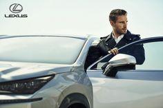 Lexus Advertising / Grooming by Tara Jean