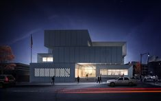 Gallery of BIG Designs Bronx Station for New York Police Department - 21