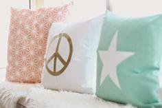 BRÅKIG cushion | Pastels