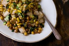 Lemony Chickpea Stir-fry Recipe - Cookbooks.PC86.COM