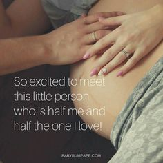 BabyBump: The App for PregnancyYou can find Pregnancy quotes and more on our website.BabyBump: The App for Pregnancy Mommy Quotes, Quotes Quotes, Qoutes, Baby Brother Quotes, Unborn Baby Quotes, Niece Quotes, Baby Boy Quotes, Hadith Quotes, Quotes Kids