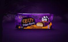 Cadbury Cake Bars on Behance
