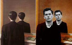 Magritte (Portrait of Edward James) 1937