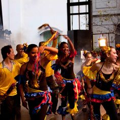 Agenda Cultural - Buenos Aires Celebra Colombia
