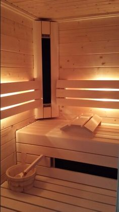 Korte golf infra rood van Bastu sauna's