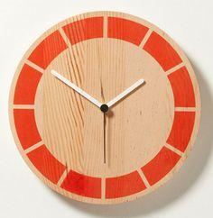 Primary Clock by David Weatherhead & GOODD in home furnishings  Category
