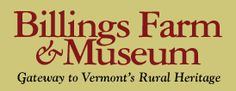 Explore one of the finest operating dairy farms in America and a museum of Vermont's rural past.