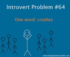 Introvert Problems — introvertunites: If you relate to being an. Introvert Vs Extrovert, Introvert Quotes, Introvert Problems, Infj, Meyers Briggs Personality Test, Introvert Personality, Personality Types, Ambivert, Anxiety Causes