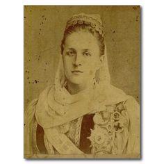 Grand Duchess OLGA, queen of Greece #270