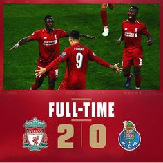 Job done at Anfield ✔️ Full Highlights, Match Highlights, Fc Liverpool, Liverpool Football Club, Champions League Live, Fc Porto, Fight Night, My Passion, Ufc