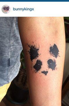 Orkan yilan bunnyking tattoo