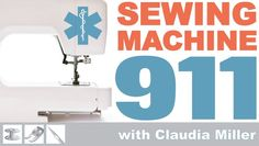 Information on doctoring your own sewing machine. sewing-and-embroidery