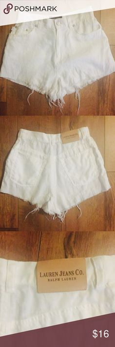 Lauren Ralph Lauren fashion summer shorts Brand New perfect sexy shorts for the summer. Brand name quality and truly unique!! Lauren Ralph Lauren Shorts Jean Shorts
