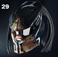 Robotic Series Predator DOT Approved | RonaldKevin92 - on ArtFire