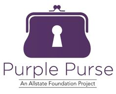 Pass the Purple Purse during Domestic Violence Awareness Month