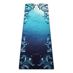 Amazon.com : UNION YOGA MAT COMBO| 2 in 1 |Non Slip Fabric Enhances Grip with Sweat | Eco Friendly | Machine Washable. Strap Included | Ideal for Hot Yoga, Pilates, Bikram. Tree Planted (MERMAID) : Sports & Outdoors