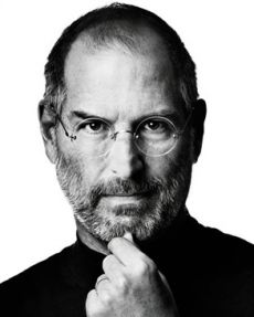 Dreaming about becoming like Steve Jobs.. Dont stress yourself out,Its not going to happen. :-)