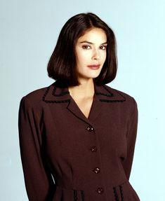 Power dressing! Teri Hatcher as Lois Lane