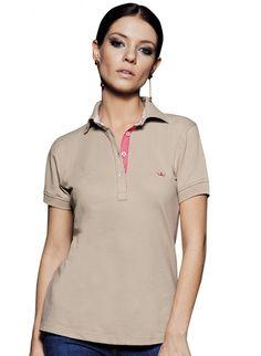 a5697c6a9c 27 melhores imagens de Camisa Polo Feminina