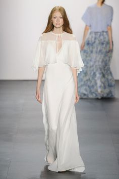 Erin Fetherston / The Best Looks From New York Fashion Week Spring/Summer 2016 Fashion Week 2016, Spring Fashion, Fashion Show, Fashion Design, New York Fashion, Wedding Costumes, Lace Maxi, Beautiful Outfits, Beautiful Clothes