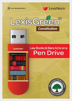 LexisGreen Constitution pack provides you with authoritative, evergreen classics on Administrative Law and Constitutional Law. Presenting complex and multi-dimensional subject of Constitutional law in a lucid, inclusive and systematic manner, Constitution pack takes you through commentaries on all important decisions of the Supreme Court and High Courts during the last 65 years