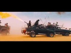 Mad Max: Fury Road with music changed by Andrei Balasa