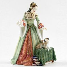 Lady Jane Grey - Royal Doulton Figurine