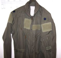 US Military CWU-27/P Flyers #Coveralls Sage Green Size 42S