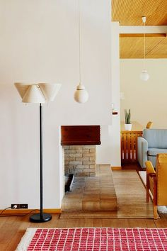 design - Alvar Aalto captured by Bruno Suet Alvar Aalto, Home Staging, Modern Interior Design, Interior And Exterior, Scandinavian Style, Space Architecture, Mid Century House, Home Decor Furniture, Interiores Design