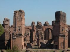 Terme di Caracalla, Roma