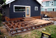 Sleek Cool Deck Ideas