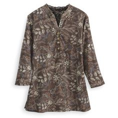 WB232 BR S - Casual Women's Clothing and Fashion Accessories - Exclusive Styles in Misses and Womens Plus Sizes | Serengeti