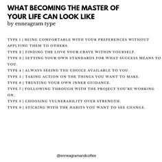 Many of you may recognize this book ( Changes: The Busy Professional's Guide to Reducing Stress, Accomplishing Goals and Mastering… Enneagram Type One, Enneagram Types, Personality Psychology, Mbti Personality, Infj Type, Type I, Stress, Words, Intj