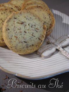 Biscuits au thé (Martha Stewart